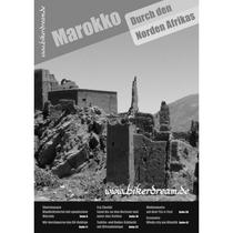 Motorrad Reisebericht über Marokko für Motorradfahrer als E-Book erhältlich.
