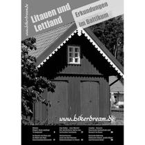 Motorrad Reisebericht über Litauen und Lettland für Motorradfahrer als E-Book erhältlich.