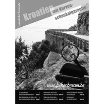 Motorrad Reisebericht über Kroatien für Motorradfahrer als E-Book erhältlich.