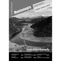 Motorrad Reisebericht über Montenegro für Motorradfahrer als E-Book erhältlich.