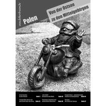 Motorrad Reisebericht über Polen für Motorradfahrer als E-Book erhältlich.