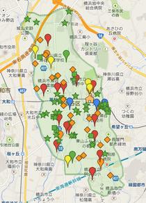 瀬谷区災ボラマップ