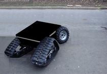 Военный транспортный робот