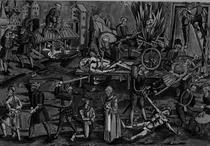 Körperstrafen im Mittelalter