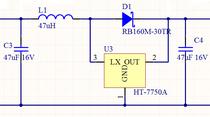 可変入力電圧回路