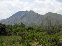 Andenpass - La Linea - Kolumbien