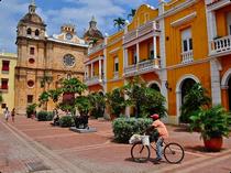 Cartagena - Perle der Karibik - historische Altstadt - Kolumbien
