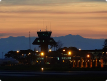 Flughafen Matecaña - Pereira - Kolumbien