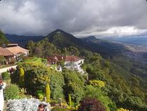 Monserrate - Bogota - Kolumbien