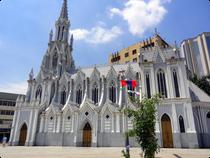Cali - Zentrum - Iglesia La Ermita - Kolumbien