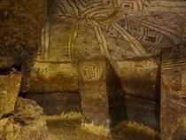Tierradentro - Grabmalerei - Unesco Weltkulturerbe - Kolumbien