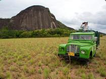 Trekkingtour zun den Guaripa Tafelbergen - Llanos - Kolumbien