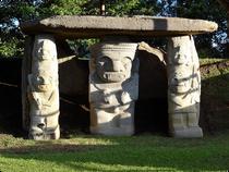 Archäologischer Park San Agustin - Kolumbien