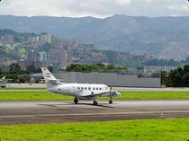 Nationaler Flughafen Jose Maria Cordova - Medellin - Kolumbien