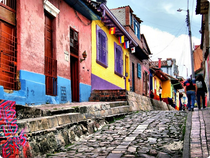 Candelaria - Bogota - Kolumbien