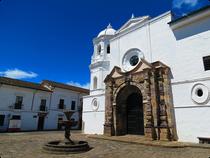 Kirche Iglesia San Francisco - Popayan - Kolumbien