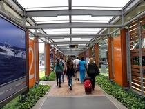 Flughafen Aeropuerto Rafael Nunez - Cartagena - Rionegro - Kolumbien