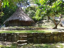 Chairama/ Pueblito - Tayrona Nationalpark - Kolumbien