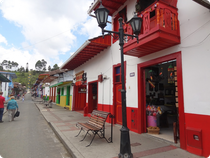 Salento - Quindio - Kolumbien