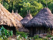 Chairama - Pueblito - Ruinen - Tayrona Nationalpark - Kolumbien
