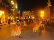 Cartagena bei Nacht - Kolumbien