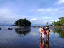 Strandwanderung zum Termales - Nuqui - Kolumbien