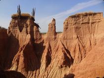 Tatacoa Wüste - Desierto Tatacoa - Kolumbien