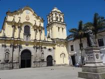 Popayan - Weiße Stadt - Koloniales Zentrum - Altstadt - Valle de Cauca - Kolumbien
