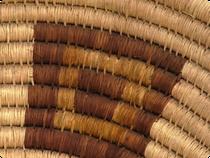 Kunsthandwerk der Sikuani- Kultur - Comunidad Cumariana - Vichada - Kolumbien
