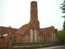 Somerville Road School. Photograph by Oosoom on Wikipedia - Permission is granted to copy, distribute and/or modify this document under the terms of the GNU Free Documentation license, Version 1.2 or later published by the Free Software Foundation.
