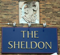 'The Sheldon' is now a Thai restaurant pub called 'The Crane & Dragon'
