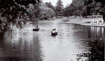 Cannon Hill Park 1974 - origin of photograph unknown