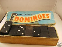 Chad Valley Dominoes - unknown date
