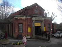 Birmingham Nature Centre, the former Naturla History Museum building