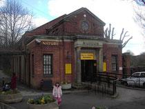 Birmingham Nature Centre, the former Naturla History Museum building