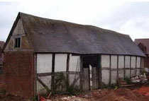 Primrose Hill Farm - barn