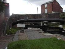 Ashted Locks at Belmont Row