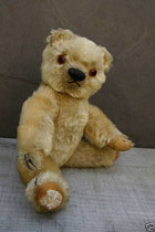 Chad Valley teddy bear c1935