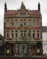 The Britannia, Lichfield Road - no longer a pub