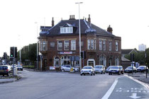 King Edward VII pub, Lichfield Road - demolished 2015 for road widening