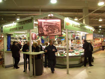 The Indoor Market, Pearce's Shellfish stall
