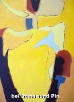 Vanilletta  2011; Acryl auf Leinwand; BxH  60x80 cm