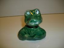 Frosch mit Kopf 2-teilg  2010;