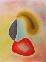 Sowas, 2012, Pastell auf Papier, BxH 36x48 cm