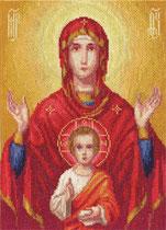 PANNA ЦМ-1333 Икона Божией Матери Знамение