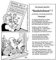 "Dialektgedicht in den ""Mainz-Heften"""
