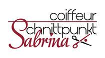 Coiffeur Schnittpunkt Sabrina: Logo, Visitenkarte, Terminkarte, Gutschein, Flyer, Website