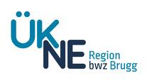 ÜKNE Region bwz Brugg: Logo (2017)