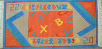 """""""Kidz"""", Yuvak Tuladhar, Kathmandu/USA - 92 x 180 cm - Fr. 520.-"""