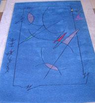 """""""Miro"""", Designer unbekannt - ca. 154 x 220 cm - Fr. 999.- (in verschiedenen Farben erhältlich)"""
